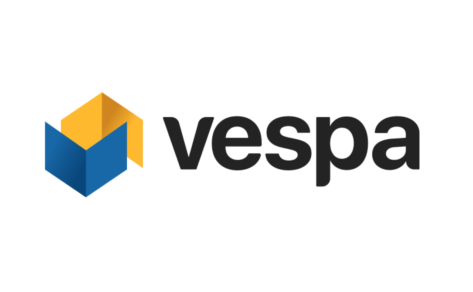 Logo for Vespa, Yahoo's big data processing engine