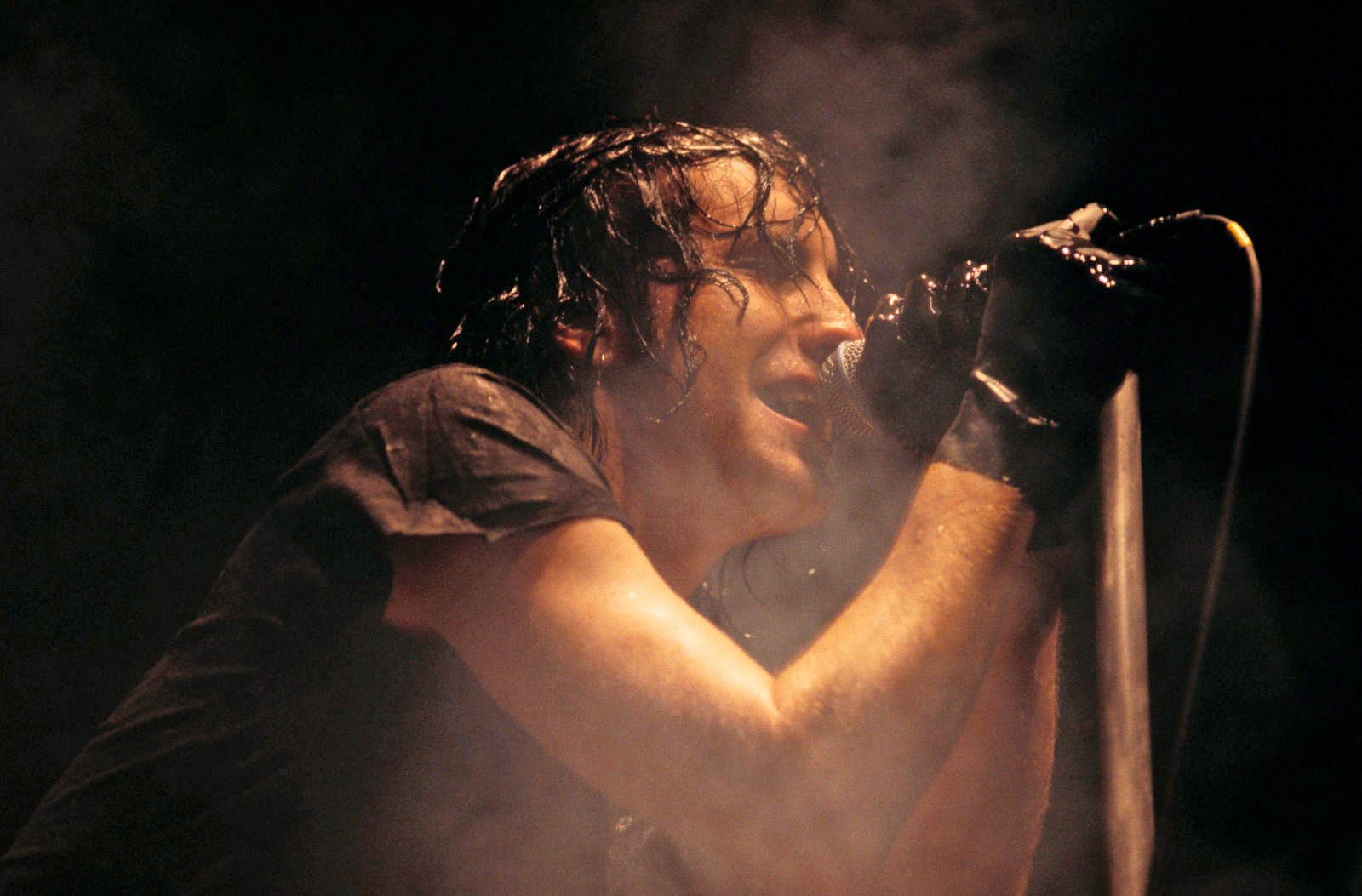 Nine Inch Nails will not sell tickets online for its just-announced