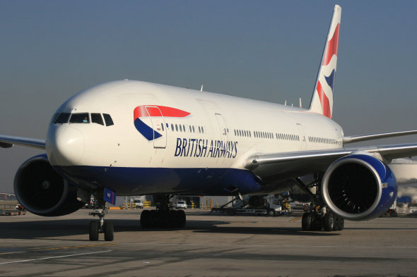 British Airways flight attendant glassed by colleague in row over strike action