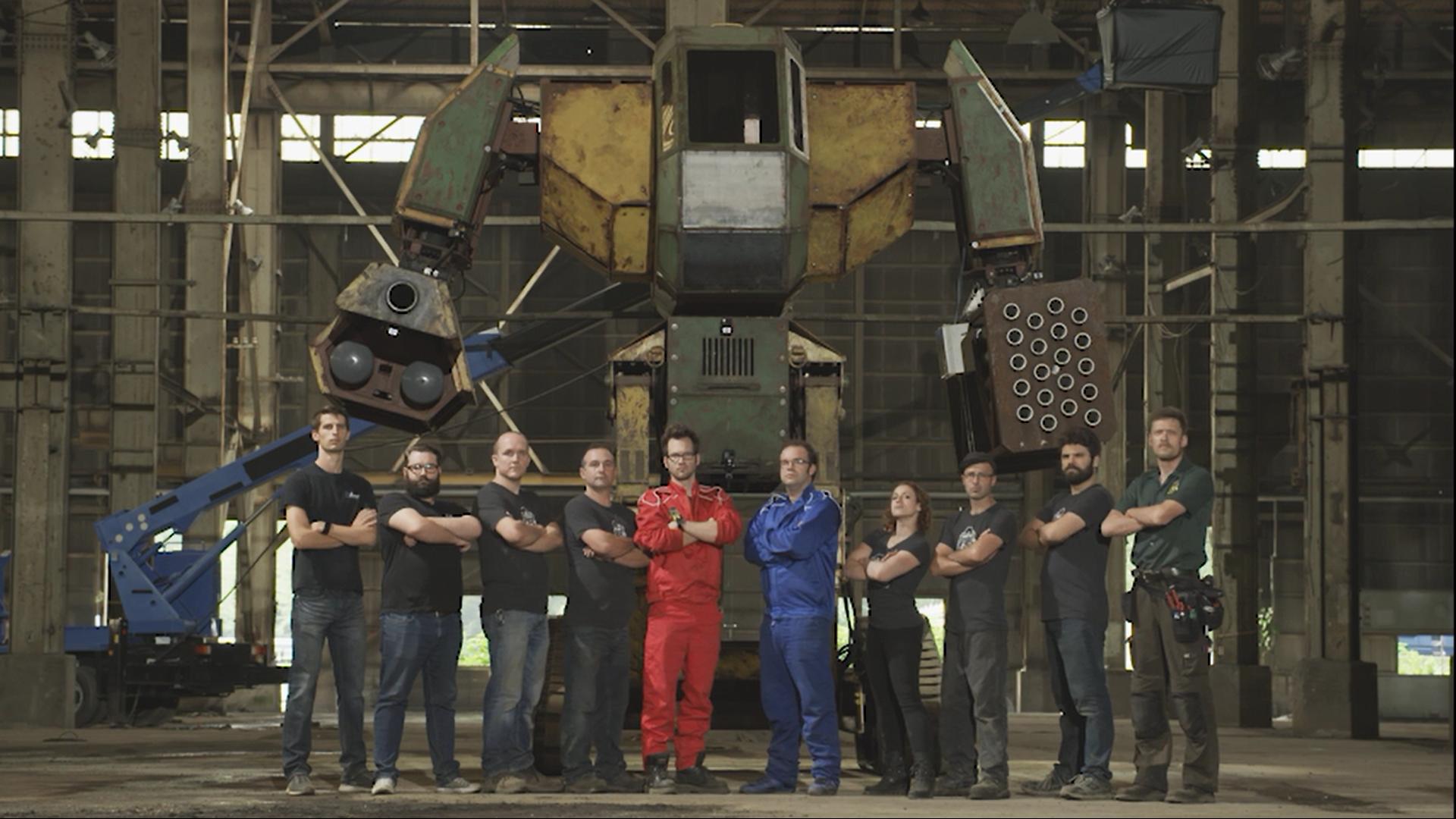 重型機器人大戰定在 10 月 17 日進行