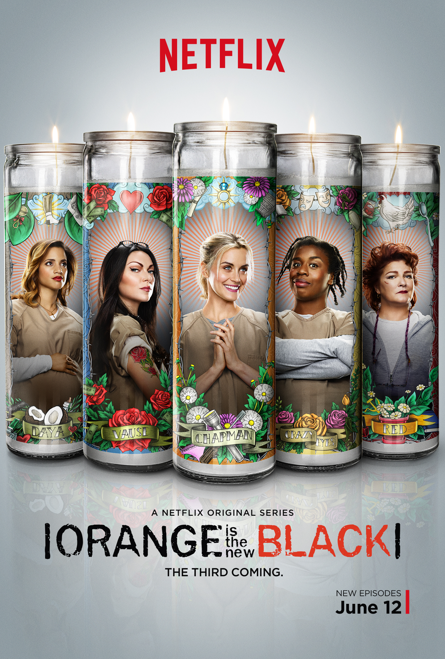Orange Is the New Black, OITNB