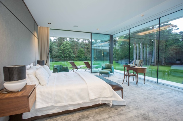 Stunning £25m house for sale on famous Wentworth estate