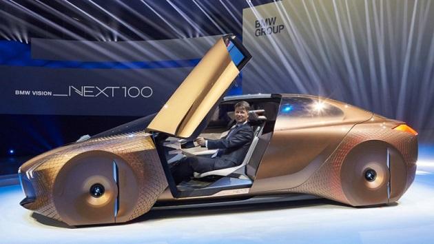 BMW、ミュンヘン近郊に自動運転車の開発センターを建設中