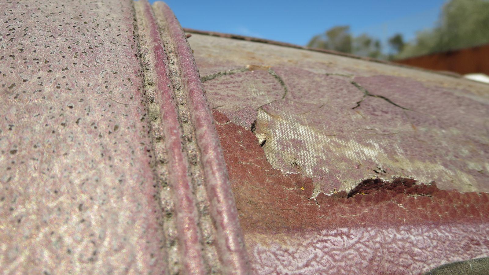1977 Chrysler Cordoba landau roof