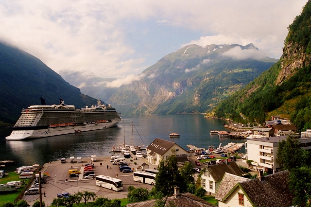 Celebrity Cruises' Norwegian fjords cruise holiday