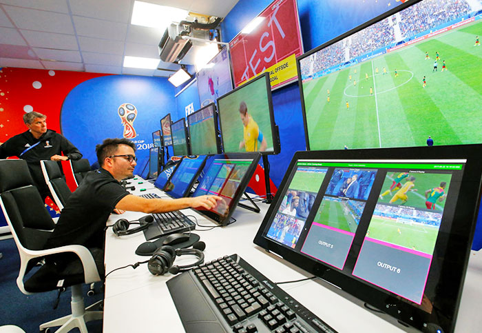 The World Cup showed how VAR will shape soccer's future