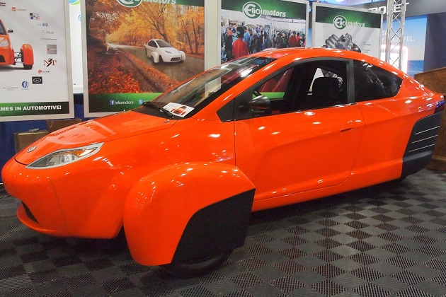 米Elio Motorsの3輪コミューター、開発は遂に最終段階に