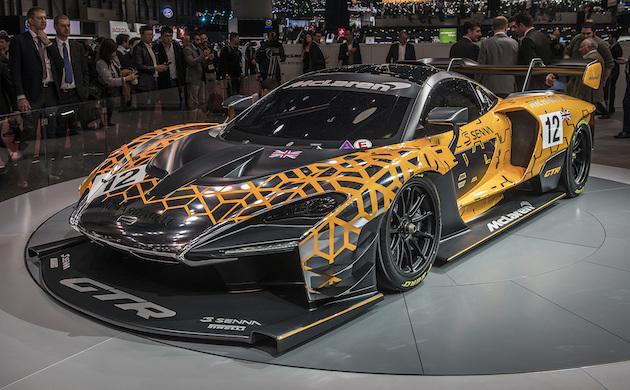【ジュネーブモーターショー2018】F1マシンを除けばサーキットで最速のマクラーレン! 「セナ GTR」は1億5,000万円で75台限定