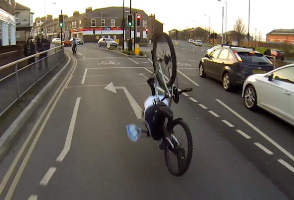 Cycling fail