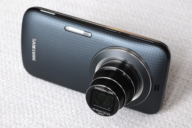 4x optical zoom in android phone cameras : Android