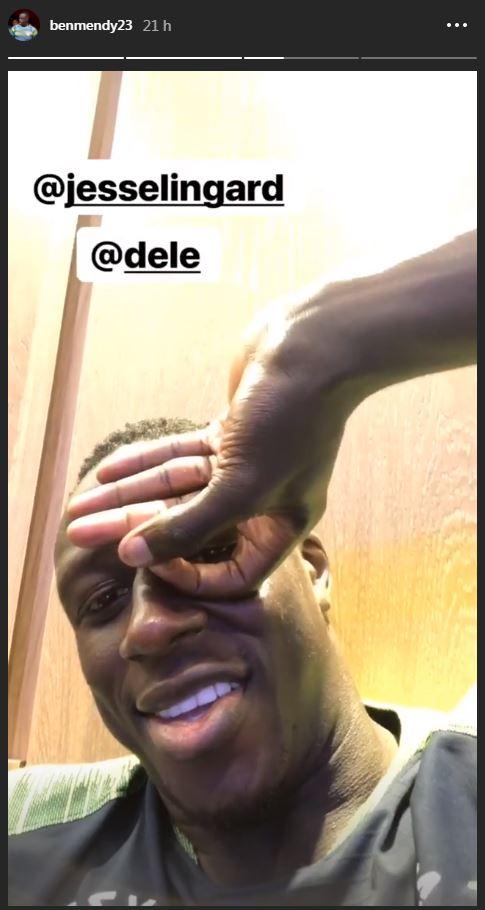 Parviendrez-vous à reproduire cette célébration du footballeur Dele Alli? Les internautes ont tenté le