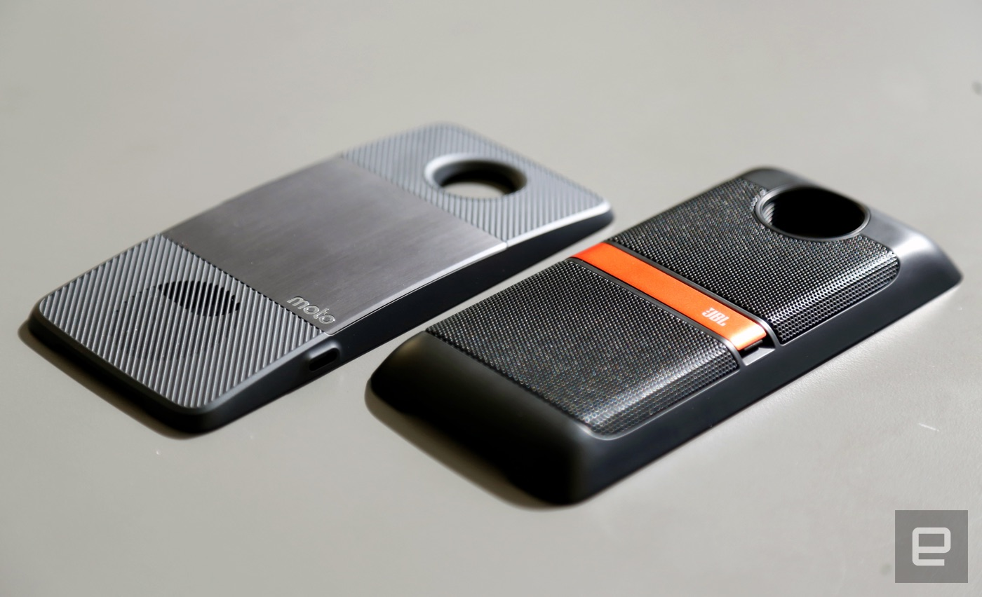 New Moto Mods 2020 Motorola's smartphone Mods weren't the game changers we hoped for
