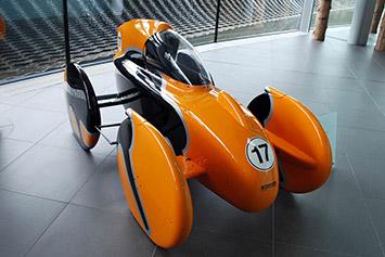 2002 McLaren MP5-T5 Soapbox