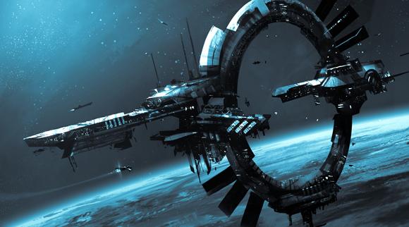 SC orbital painting