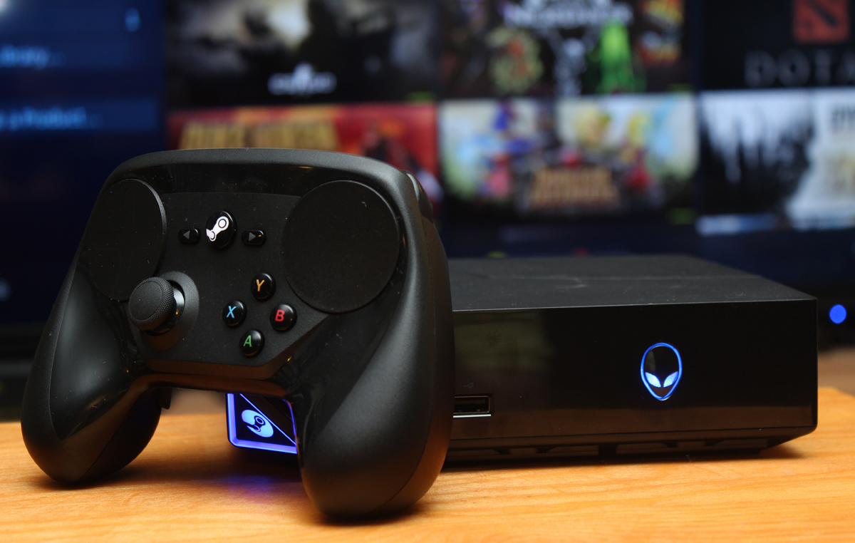 Alienware Steam Machine Review A Gaming PC For Your Living Room