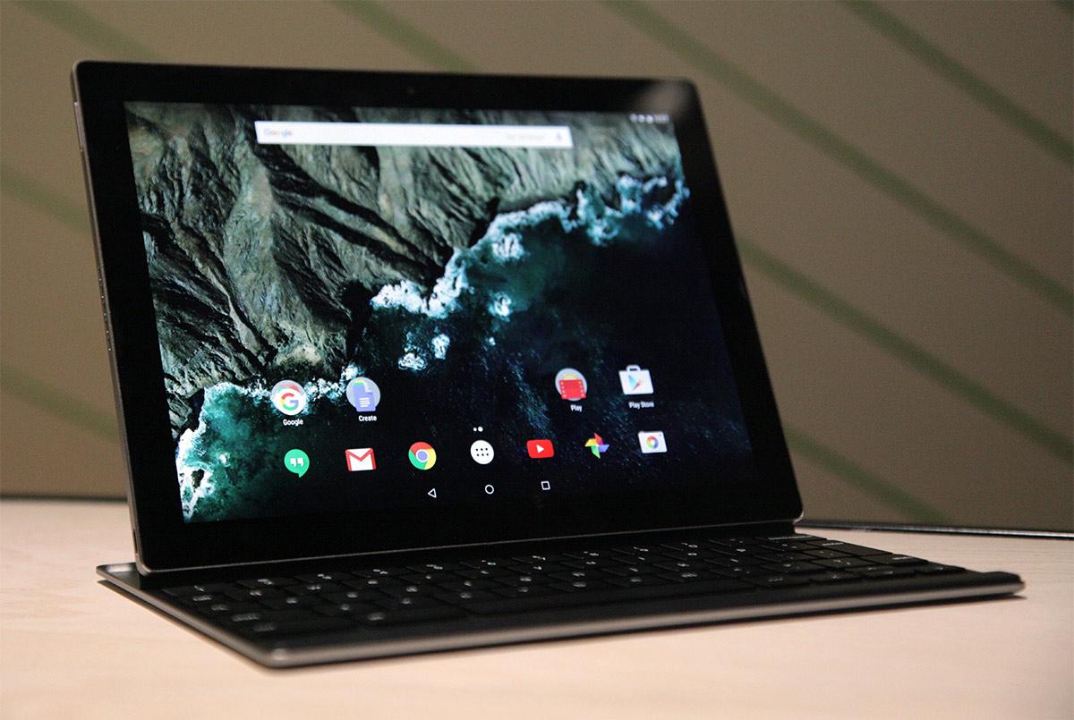 荣耀最新款_Google Pixel C 二合一 Android 平板主站动手玩