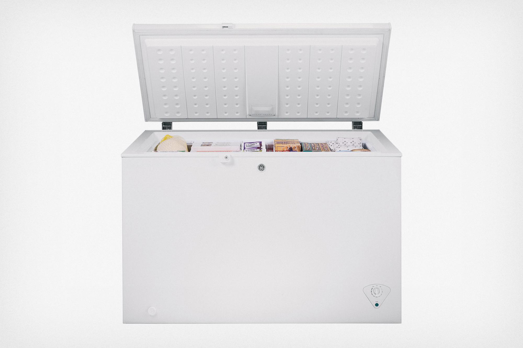 The Best Chest Freezer Ge Fcm11phww