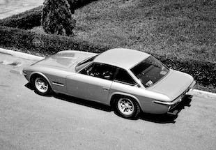 Lamborghini Islero S  anno 1969 auto prodotte n,70