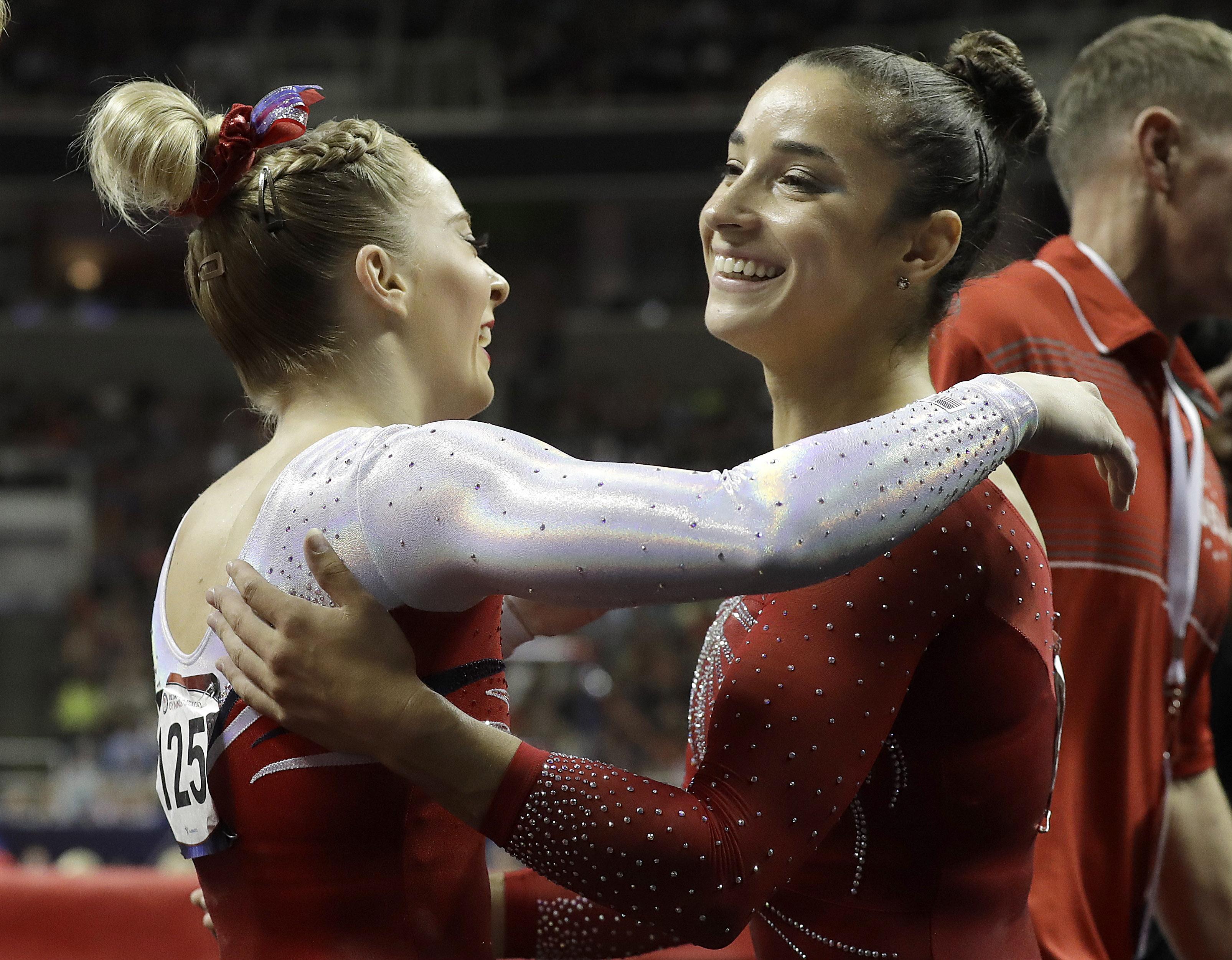 Olympics Trials Womens Gymnastics