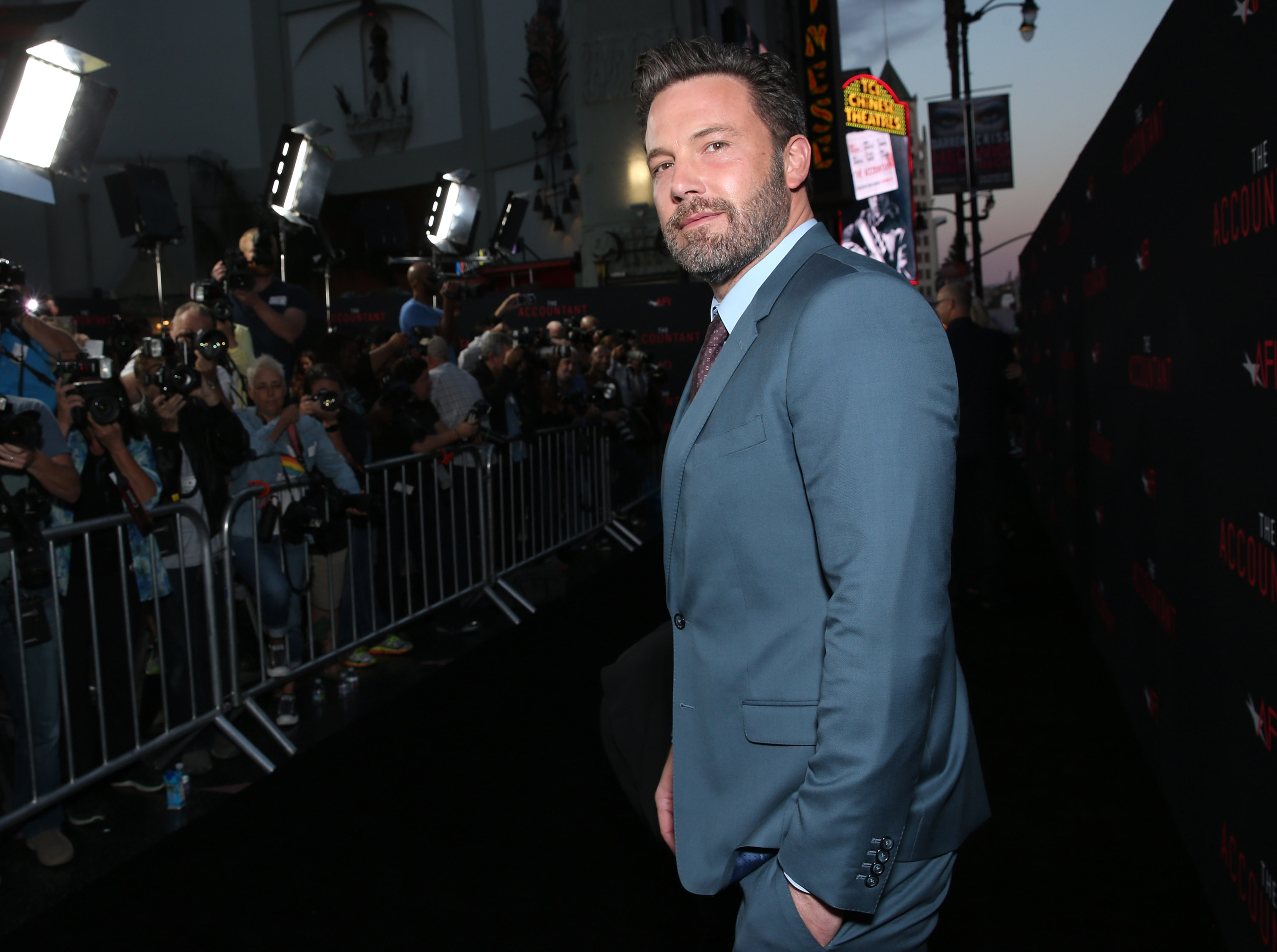 "Premiere Of Warner Bros Pictures' ""The Accountant"" - Red Carpet"