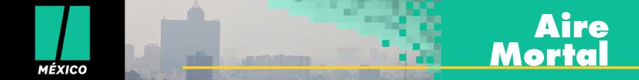 Estos son los efectos de la contaminación atmosférica en la