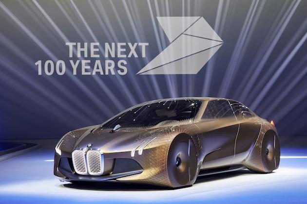 BMW、多くの新技術を採用し次世代の電動モビリティを実現する新型車「iNEXT」を2021年に投入
