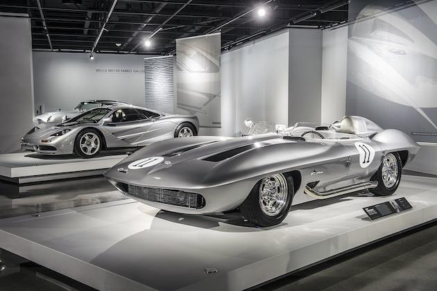 リニューアルされたピーターソン自動車博物館、息を呑む展示車両の数々!