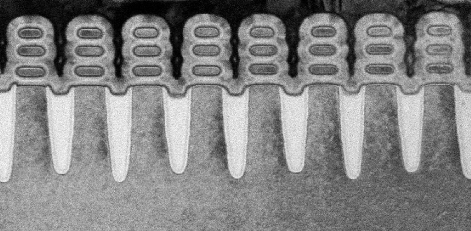 IBM's 5nm silicon nanosheet transistors