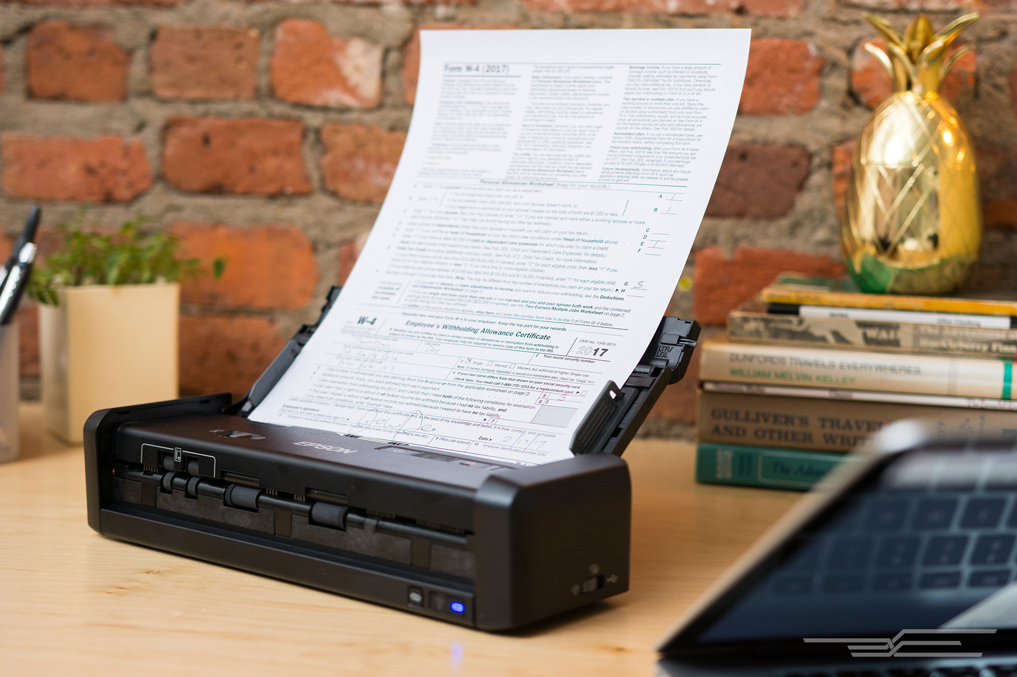 The best portable document scanner the wirecutter reheart Choice Image