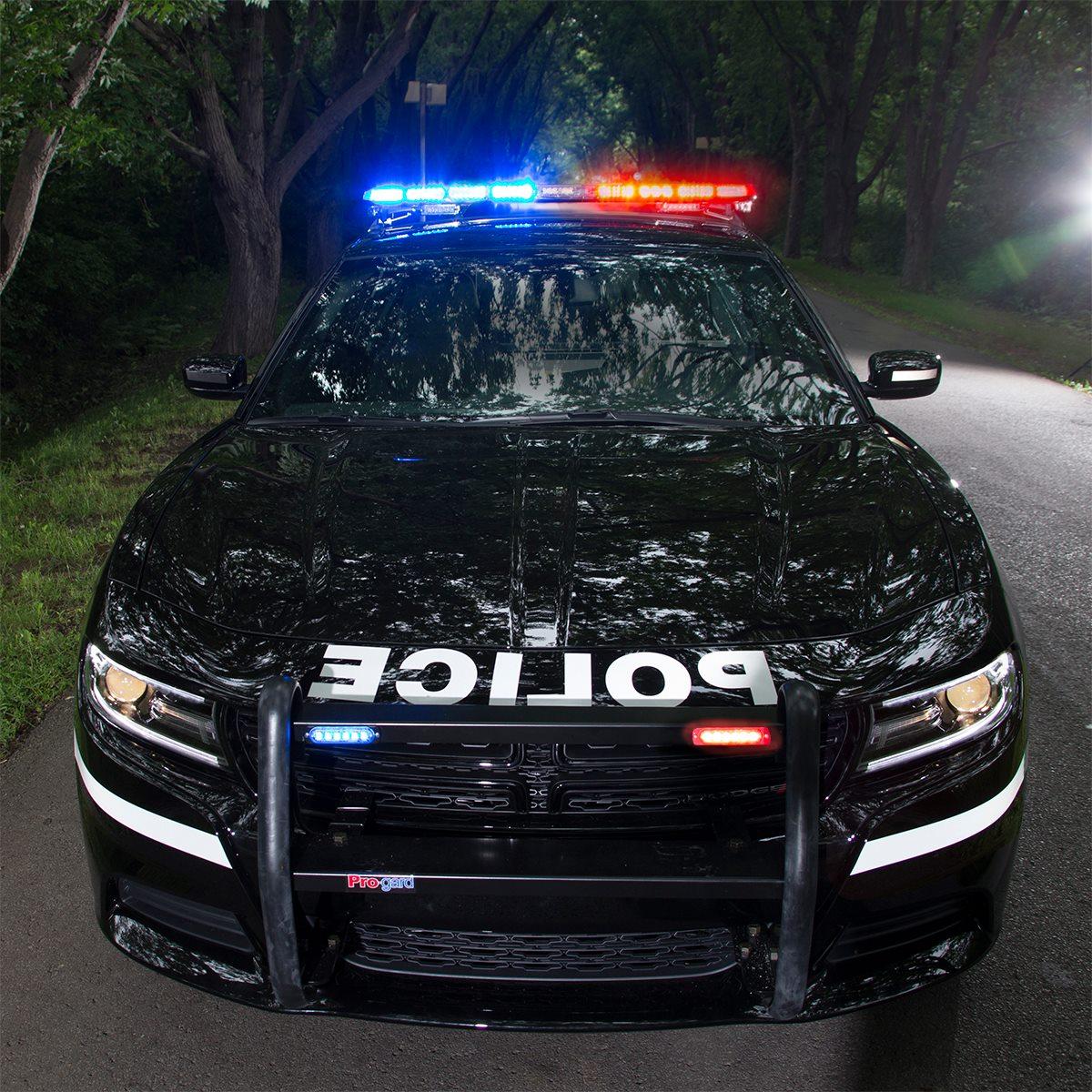 Les voitures de la Sûreté du Québec changent