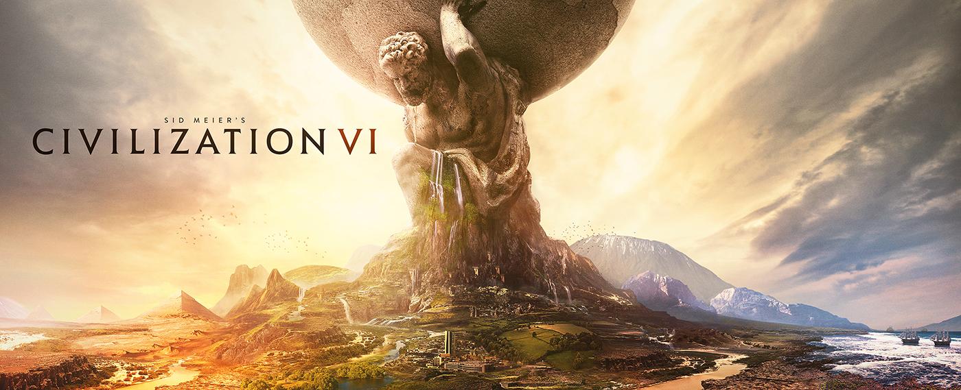 六年的等待终于到头,《文明 VI》十月登场
