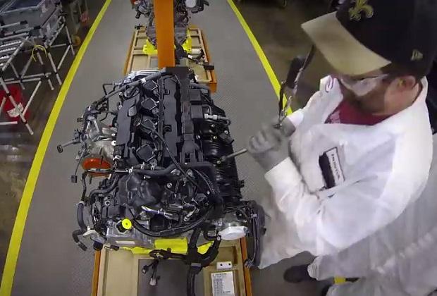 【ビデオ】ホンダ新型「シビック TYPE R」のエンジンはアメリカ製! 製造過程の映像が公開
