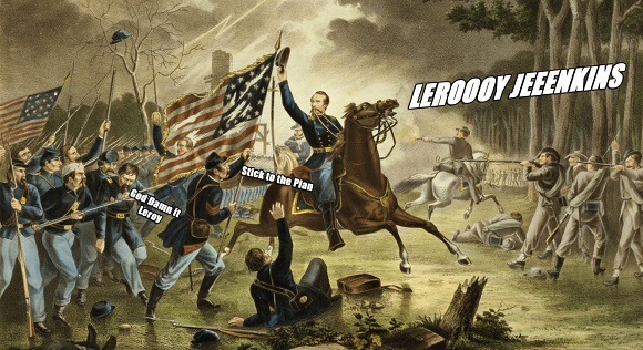 Leeroys of history