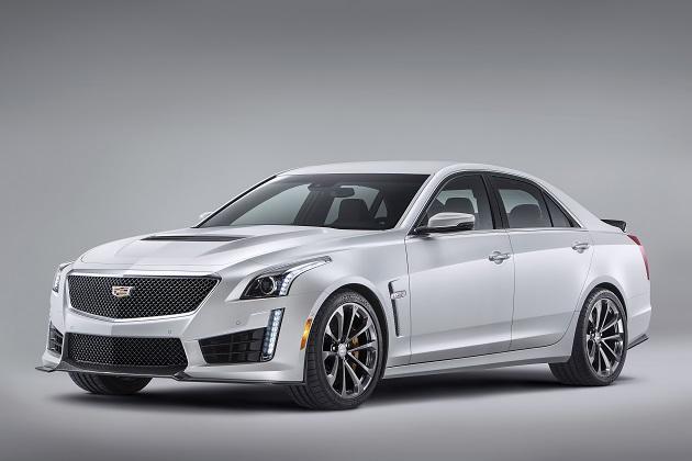 640馬力で1,010万円から! 新型キャデラック「CTS-V」が米国で間もなく発売