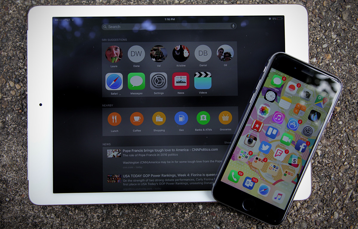 iOS 9.0.2 终于带来「App Slicing」功能