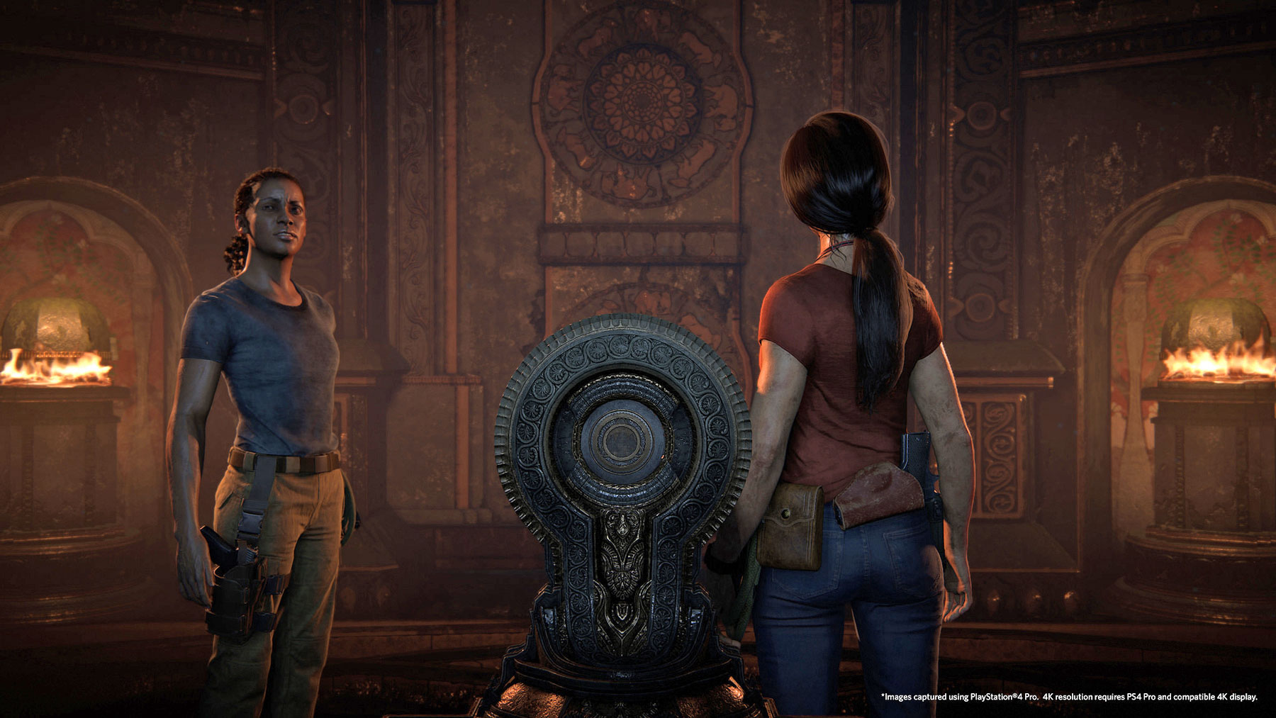 The Lost Legacy Takes Uncharted Back To Basics Tips General News