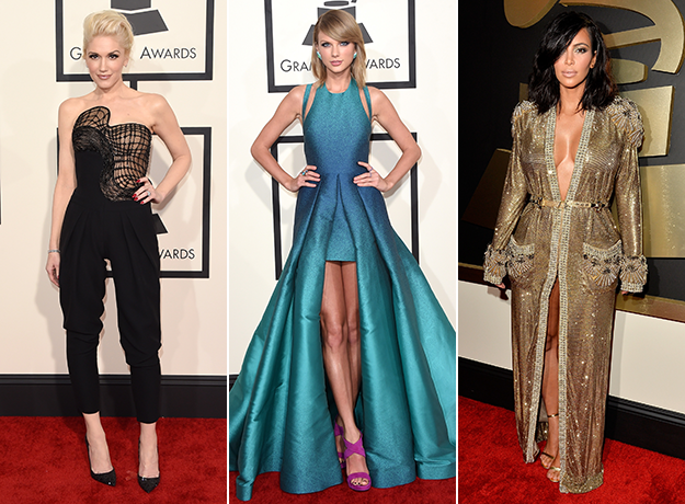 Our verdict: Best and Worst dressed at the 2015 Grammys