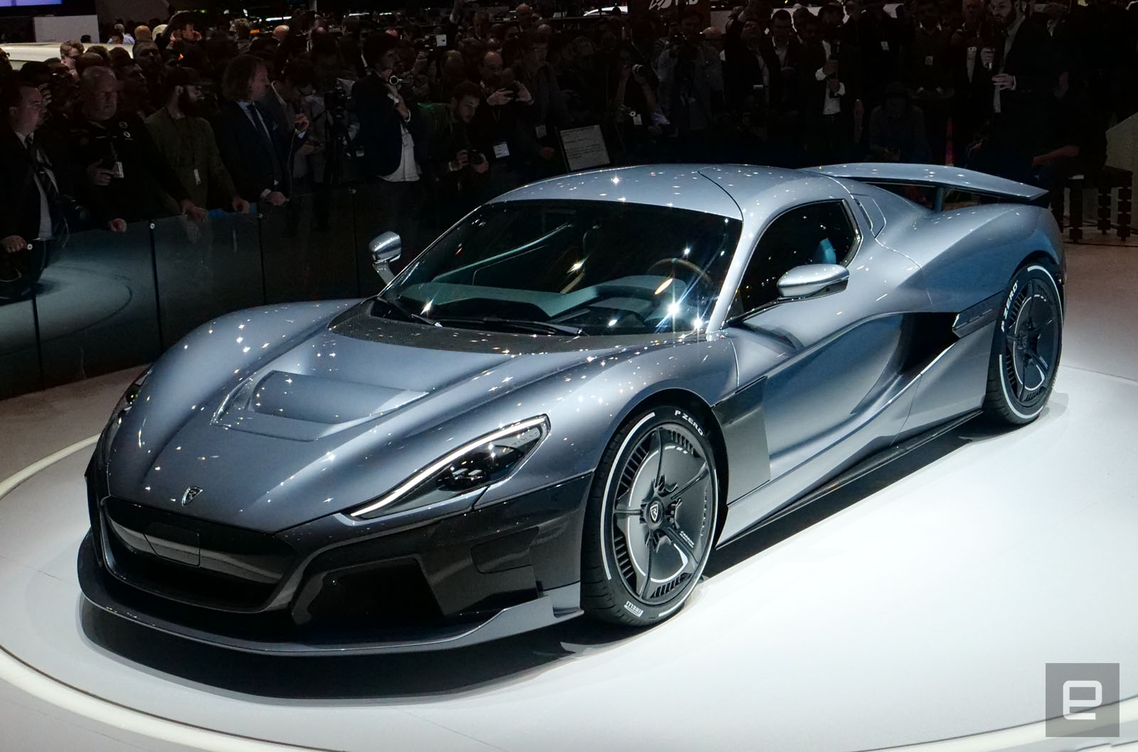 rimac unveils the 1 900 hp concept two electric hypercar. Black Bedroom Furniture Sets. Home Design Ideas