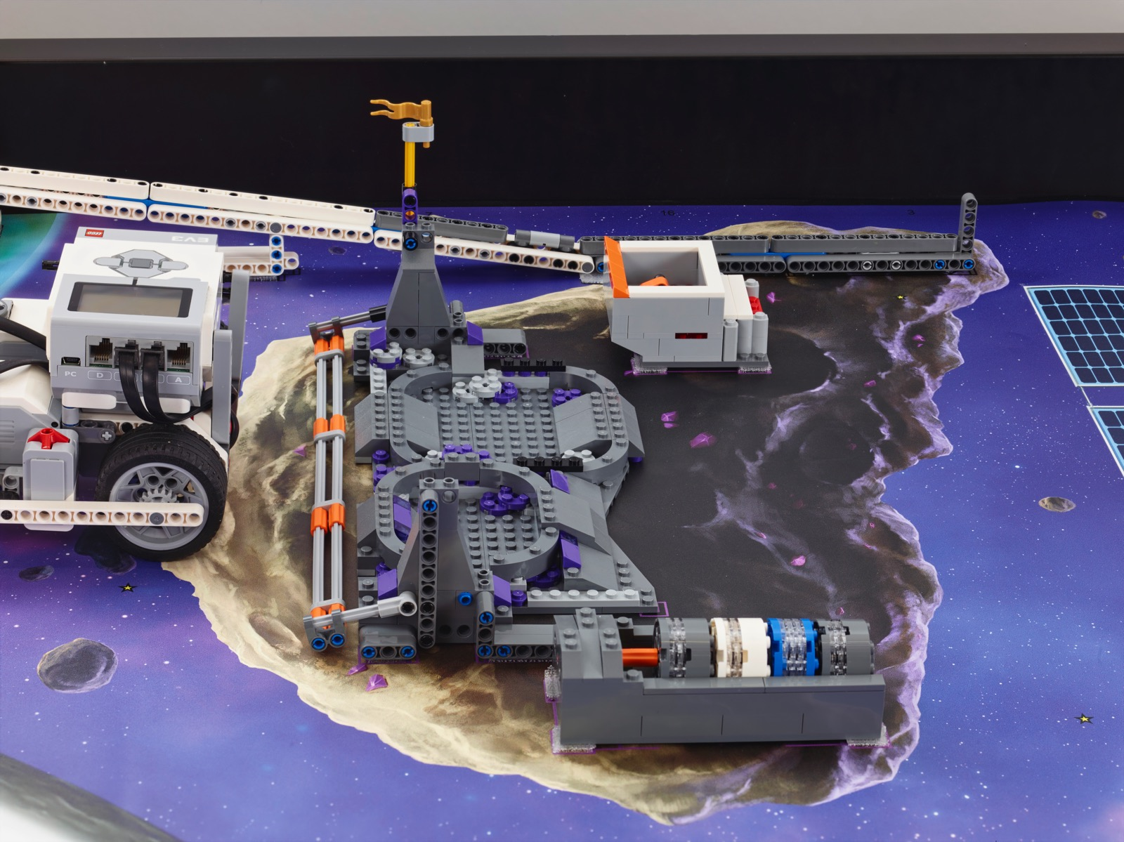 Lego League Returns To Space With Two Robotics Kits For
