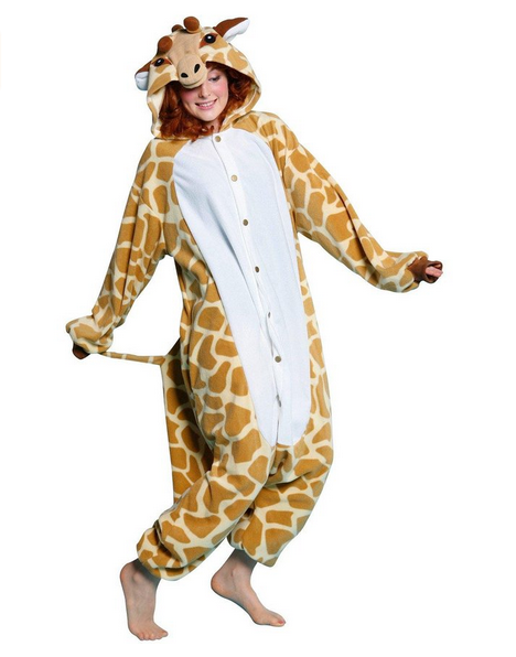 Discounted Giraffe Onesie Halloween Costume