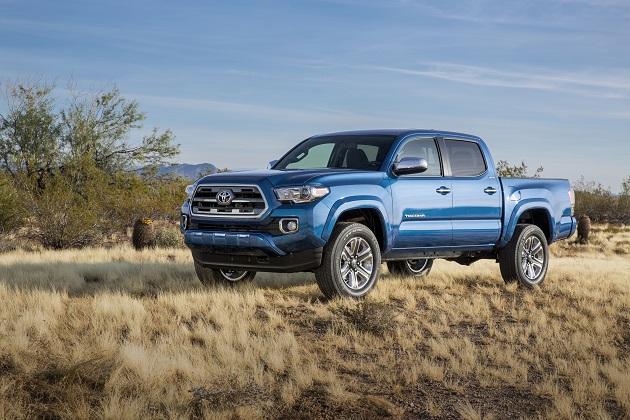 トヨタが、ハイブリッド・ピックアップ・トラックの生産を引き続き検討中