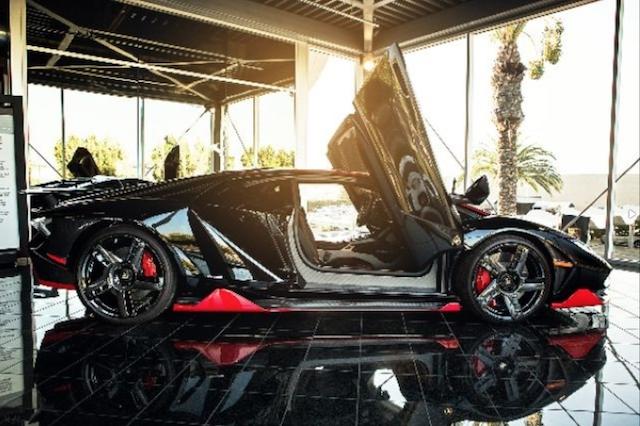 Lamborghini Centenario For Sale For More Than 2 6 Million Aol