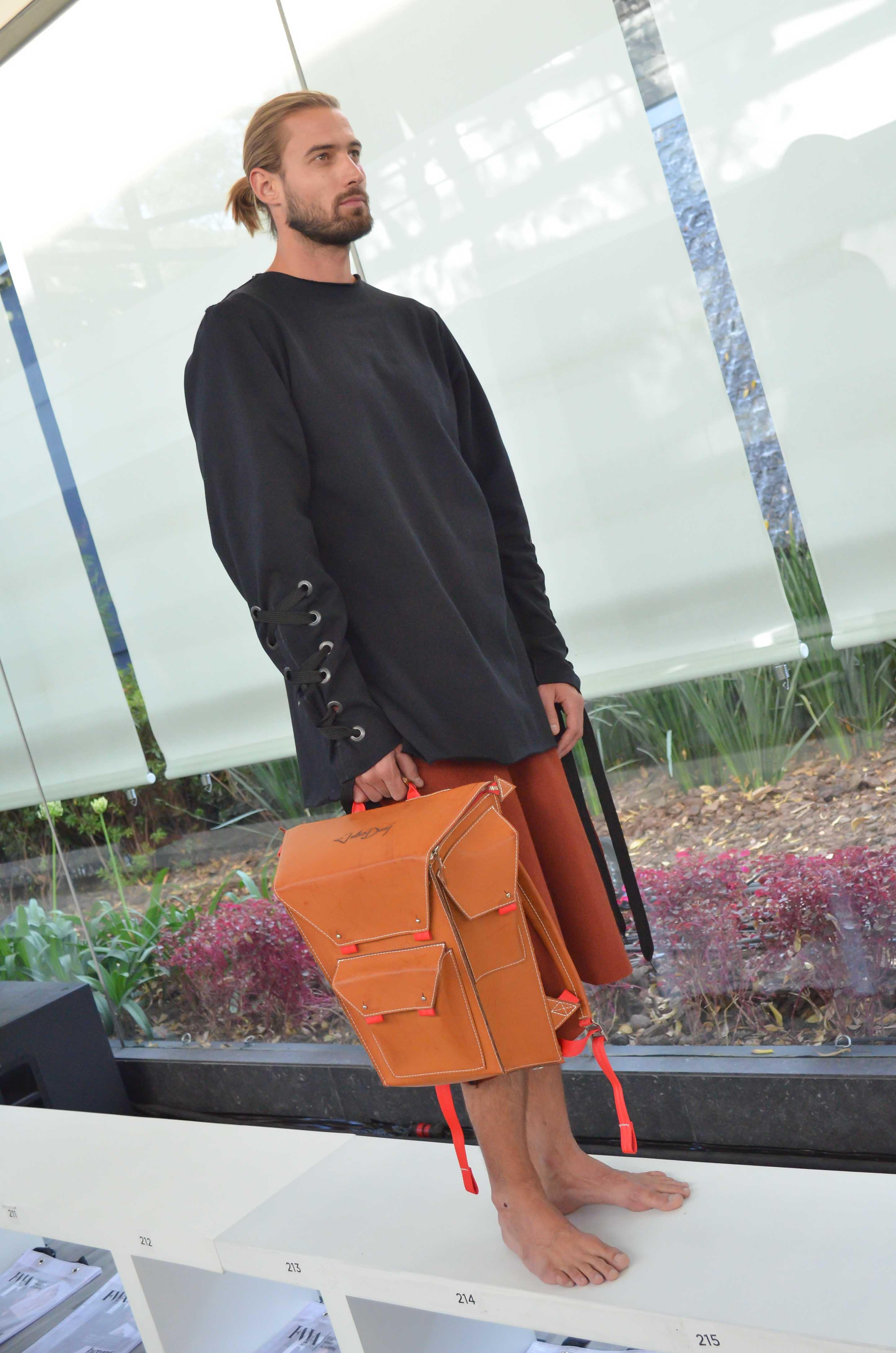 Los diseños de los estudiantes de moda que debutaron en el Mercedes-Benz Fashion Week