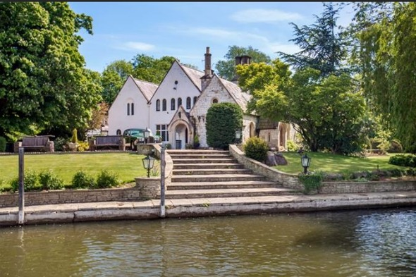 Island for sale in Berkshire