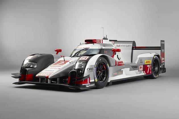 さらに効率がアップ! アウディが2015年型「R8 e-tron quattro」を公開