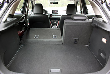 Mazda 3 Hatchback Cargo Dimensions Auto Express