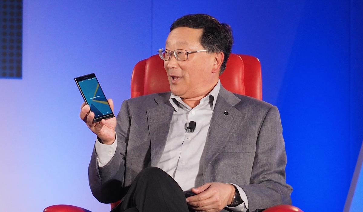BlackBerry:硬體業務明年不賺錢就考慮退出
