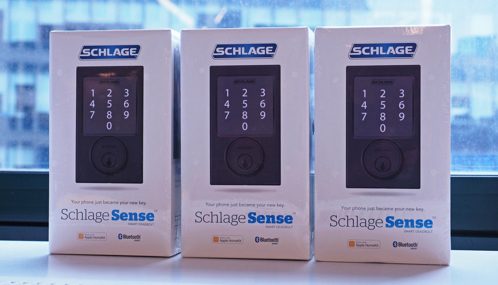 Engadget Giveaway Win A Schlage Sense Smart Deadbolt