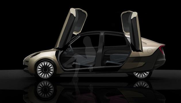 リバーシンプル社、次に手掛ける水素燃料電池自動車2台の画像を公開