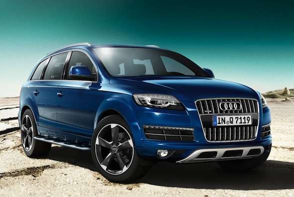 Audi q8 confirmed for production aol for Motor city credit union locations